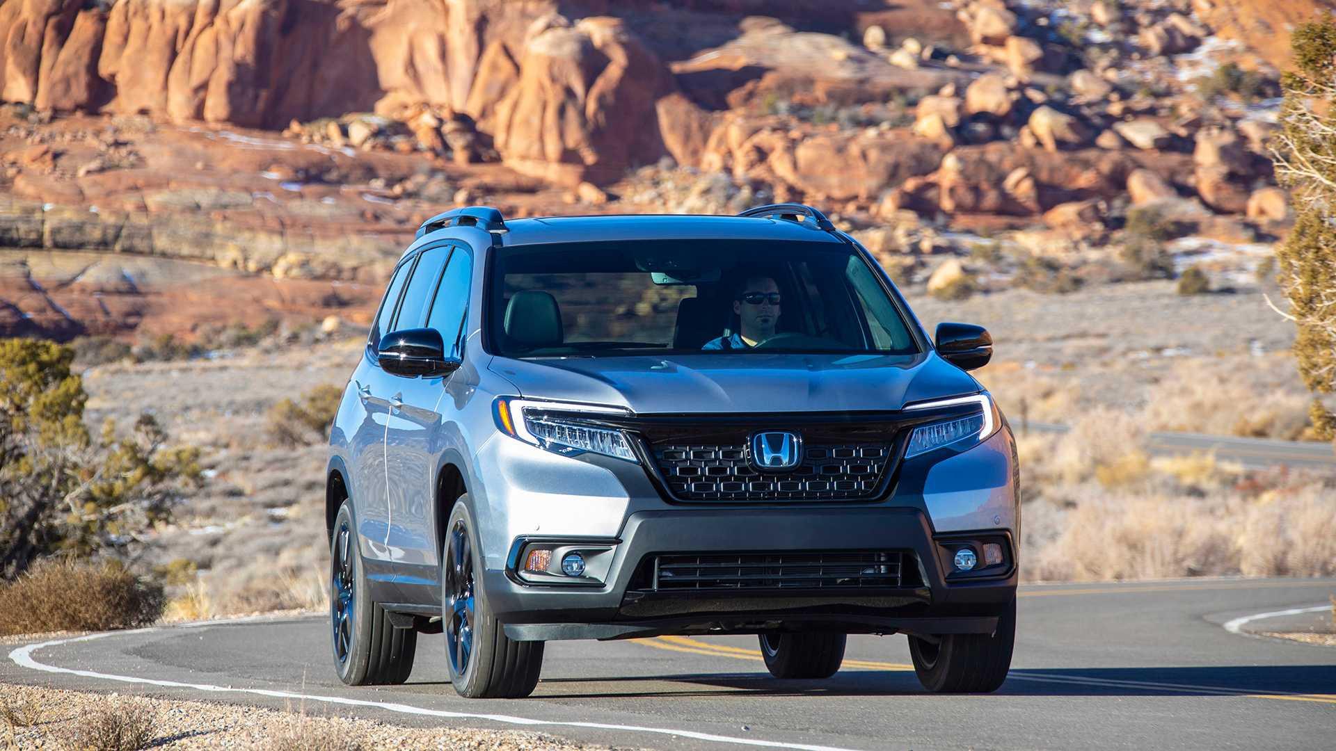 Honda Passport 2019 đối đầu Santa Fe giá cao nhất 55.000 USD Ảnh 1