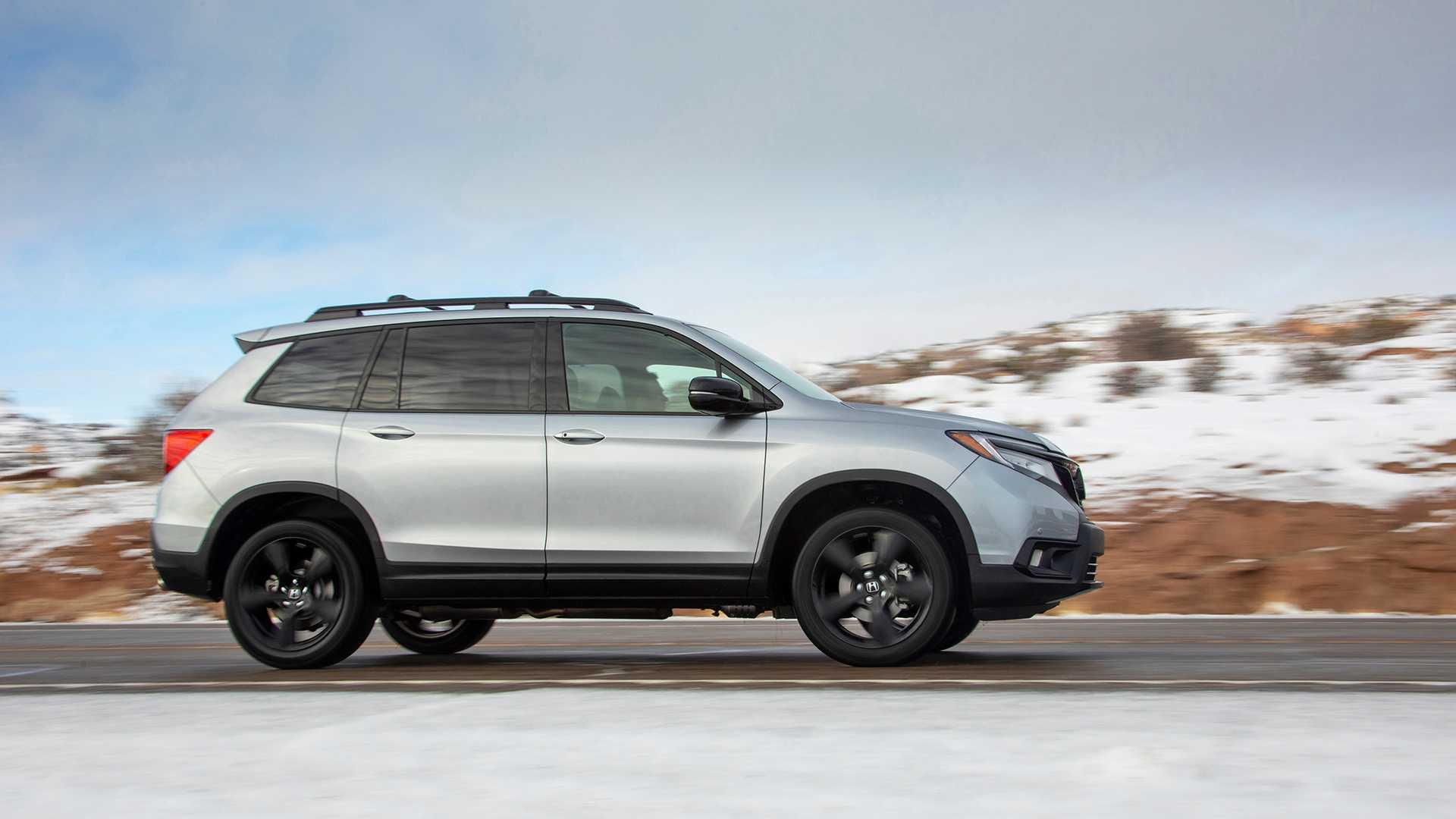 Honda Passport 2019 đối đầu Santa Fe giá cao nhất 55.000 USD Ảnh 7