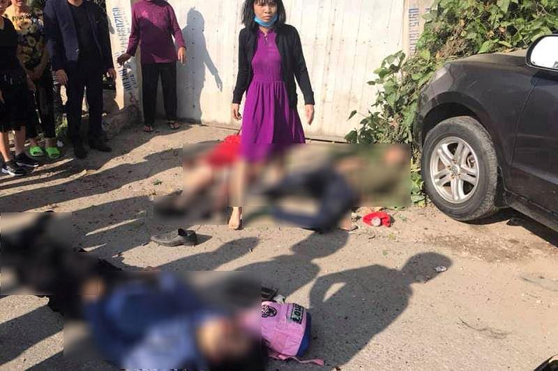 Kiểm tra chất kích thích tài xế vụ tai nạn 3 người chết ở Thanh Hóa Ảnh 1