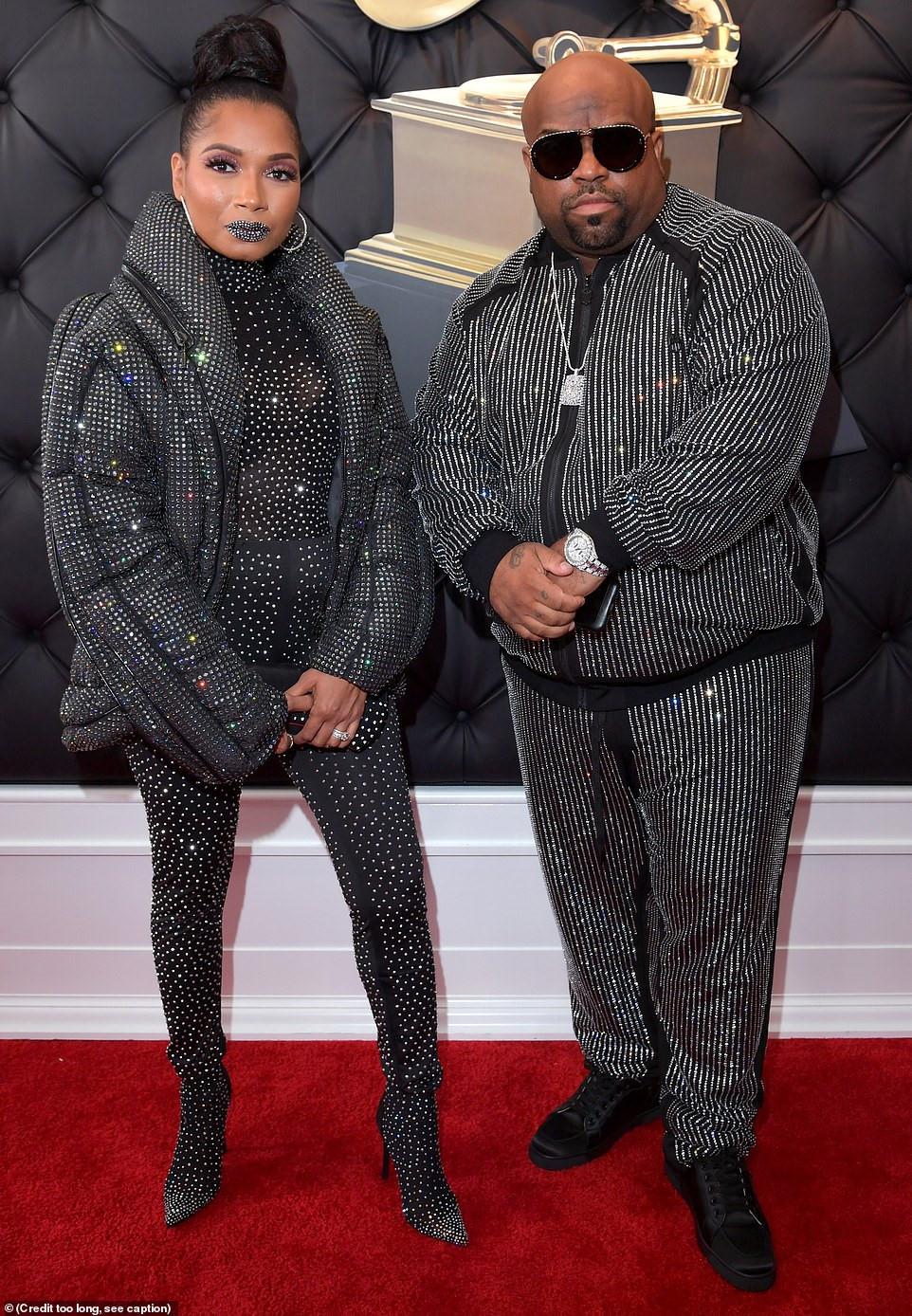 Những thảm họa thời trang tại lễ trao giải Grammy 2019 Ảnh 7