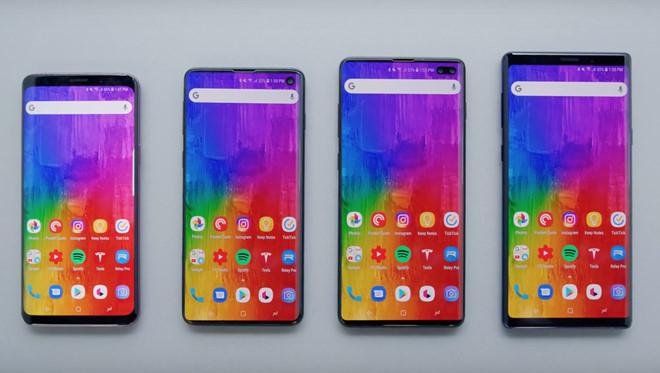 Giá Galaxy S10 có thể lên đến 36 triệu đồng tại Việt Nam Ảnh 1