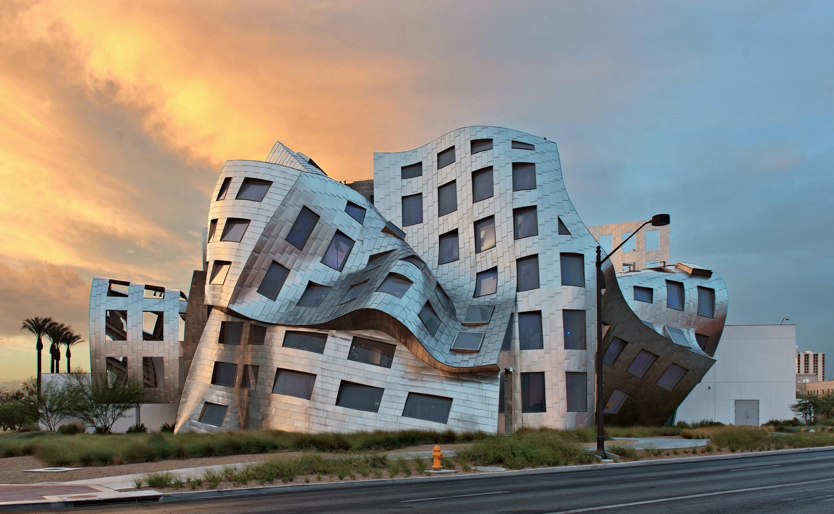10 tòa nhà méo mó, vặn vẹo như chỉ có trong phim viễn tưởng Ảnh 5