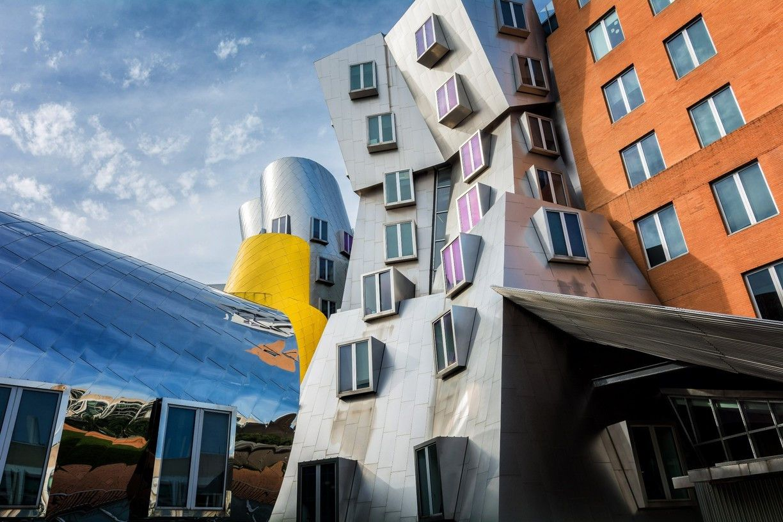 10 tòa nhà méo mó, vặn vẹo như chỉ có trong phim viễn tưởng Ảnh 4