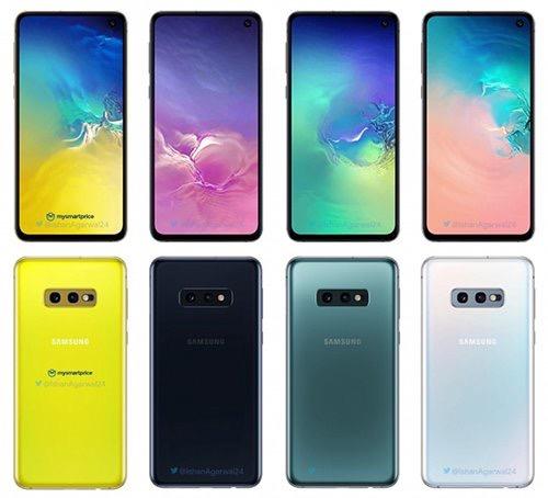 Đã được đặt trước Galaxy S10 tại Việt Nam Ảnh 1