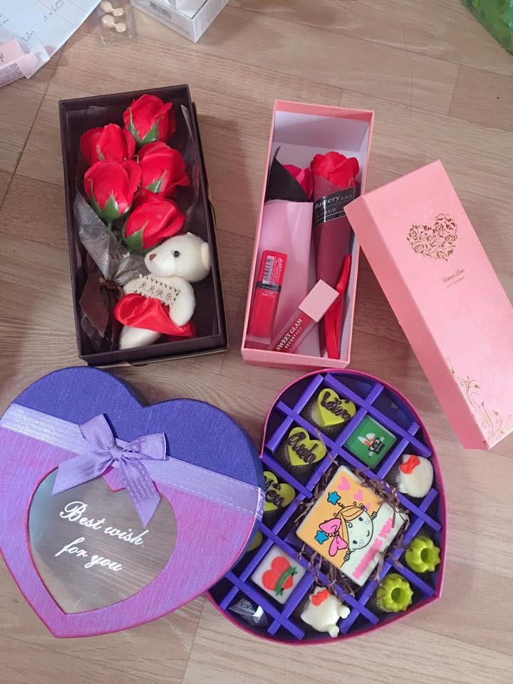 Valentines 2019, 'đốn tim' hội chị em với nhưng món quà 'siêu ngọt' Ảnh 9