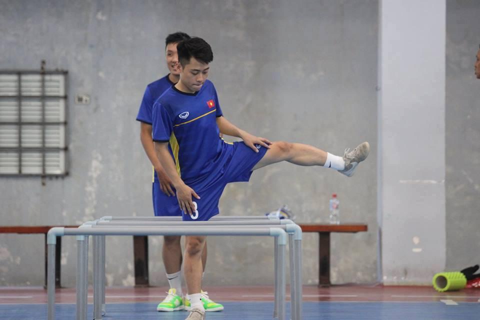 Tuyển futsal Việt Nam chuẩn bị tập huấn ở Tây Ban Nha Ảnh 5