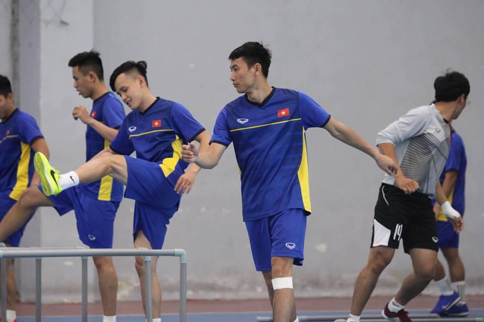 Tuyển futsal Việt Nam chuẩn bị tập huấn ở Tây Ban Nha Ảnh 3