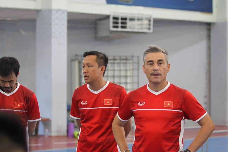 Tuyển futsal Việt Nam chuẩn bị tập huấn ở Tây Ban Nha Ảnh 7