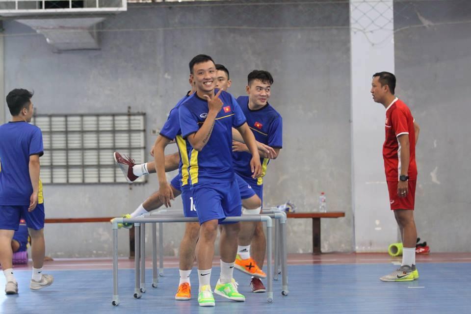 Tuyển futsal Việt Nam chuẩn bị tập huấn ở Tây Ban Nha Ảnh 2