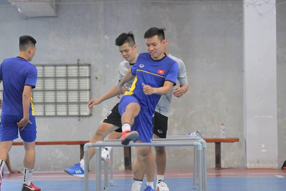 Tuyển futsal Việt Nam chuẩn bị tập huấn ở Tây Ban Nha Ảnh 6