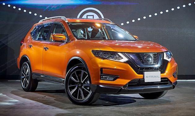 Nissan X-Trail bản nâng cấp trình làng tại Thái Lan, giá từ 43.000 USD Ảnh 1