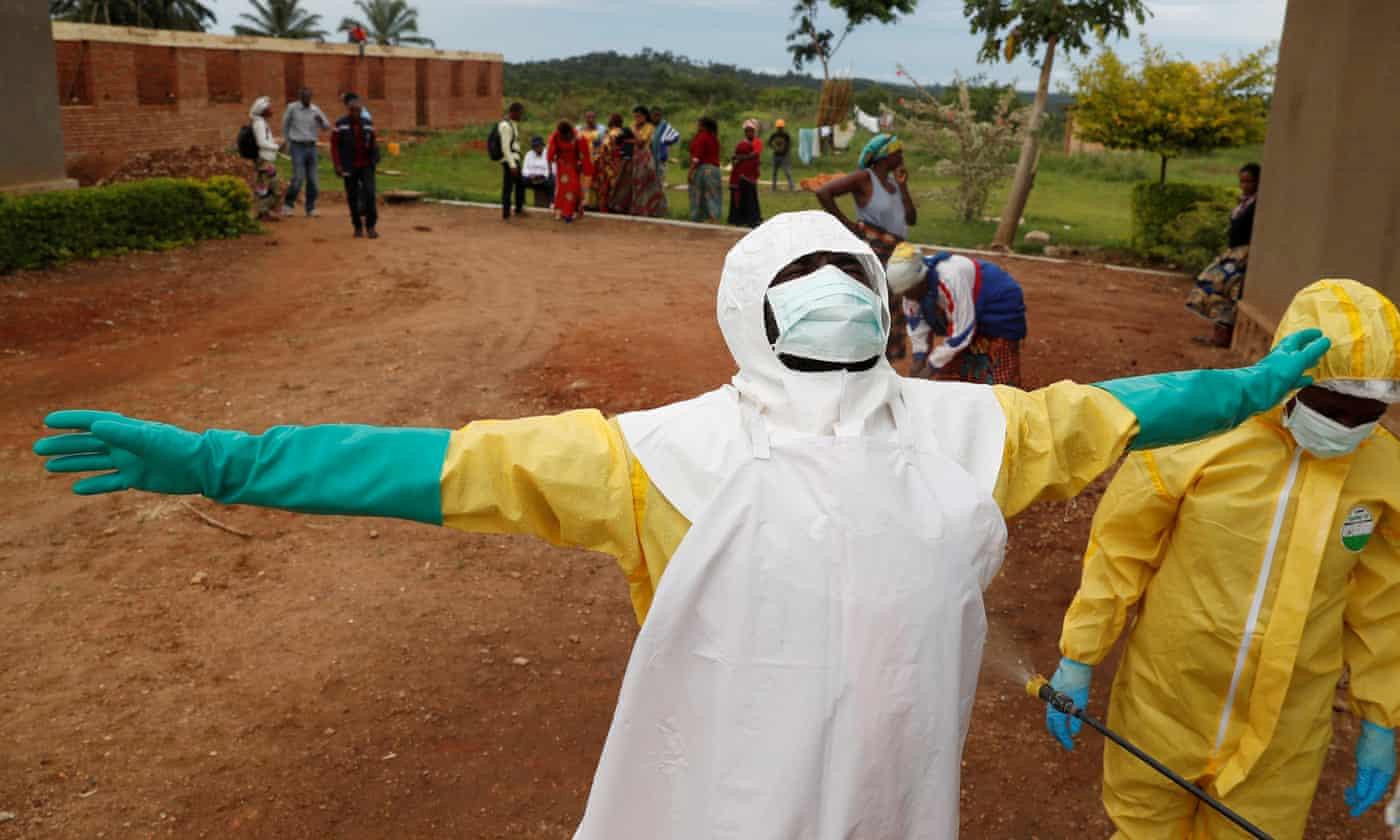 Phụ nữ Congo phải đổi tình dục lấy vaccine ngừa virus Ebola Ảnh 2