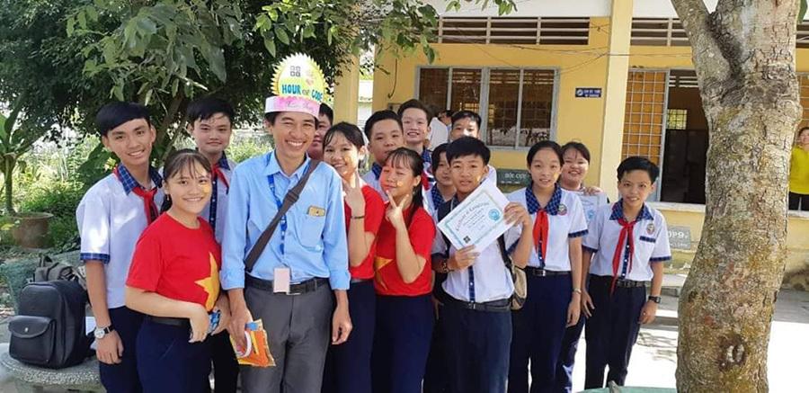Thầy giáo từng 'nản khủng khiếp' vì bị kỳ thị môn phụ Ảnh 3