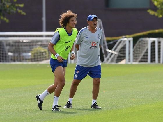 David Luiz: Mọi người đều tin vào Sarri, chúng tôi có một tương lai tuyệt vời Ảnh 1