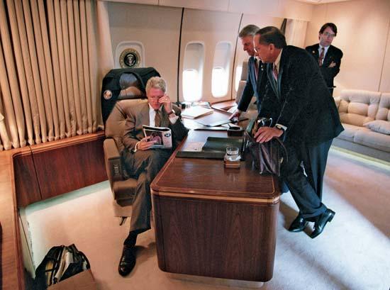 'Pháo đài bay' bất khả chiến bại của Tổng thống Mỹ đặc biệt như thế nào? Ảnh 4