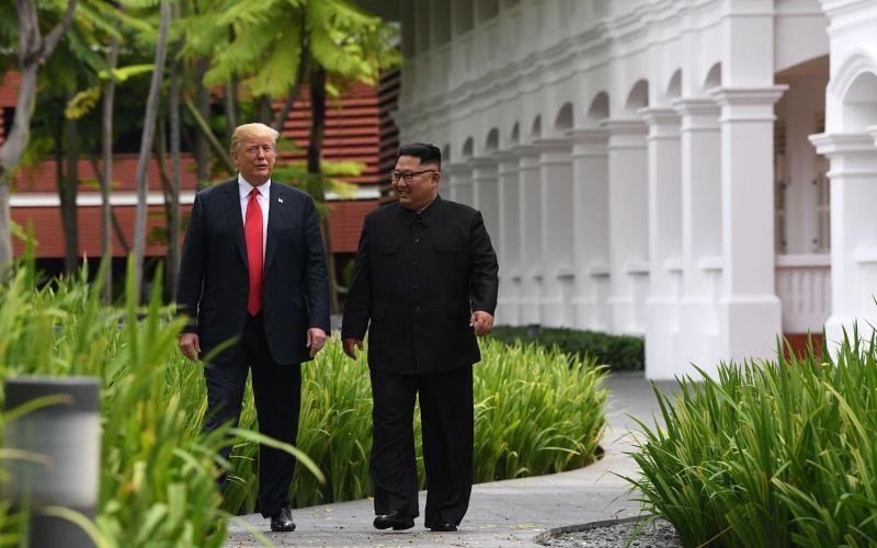 Tổng thống Mỹ không muốn Triều Tiên thử tên lửa và hạt nhân Ảnh 1