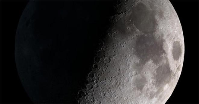 Cuộc chạy đua khám phá vùng tối Mặt Trăng Ảnh 1