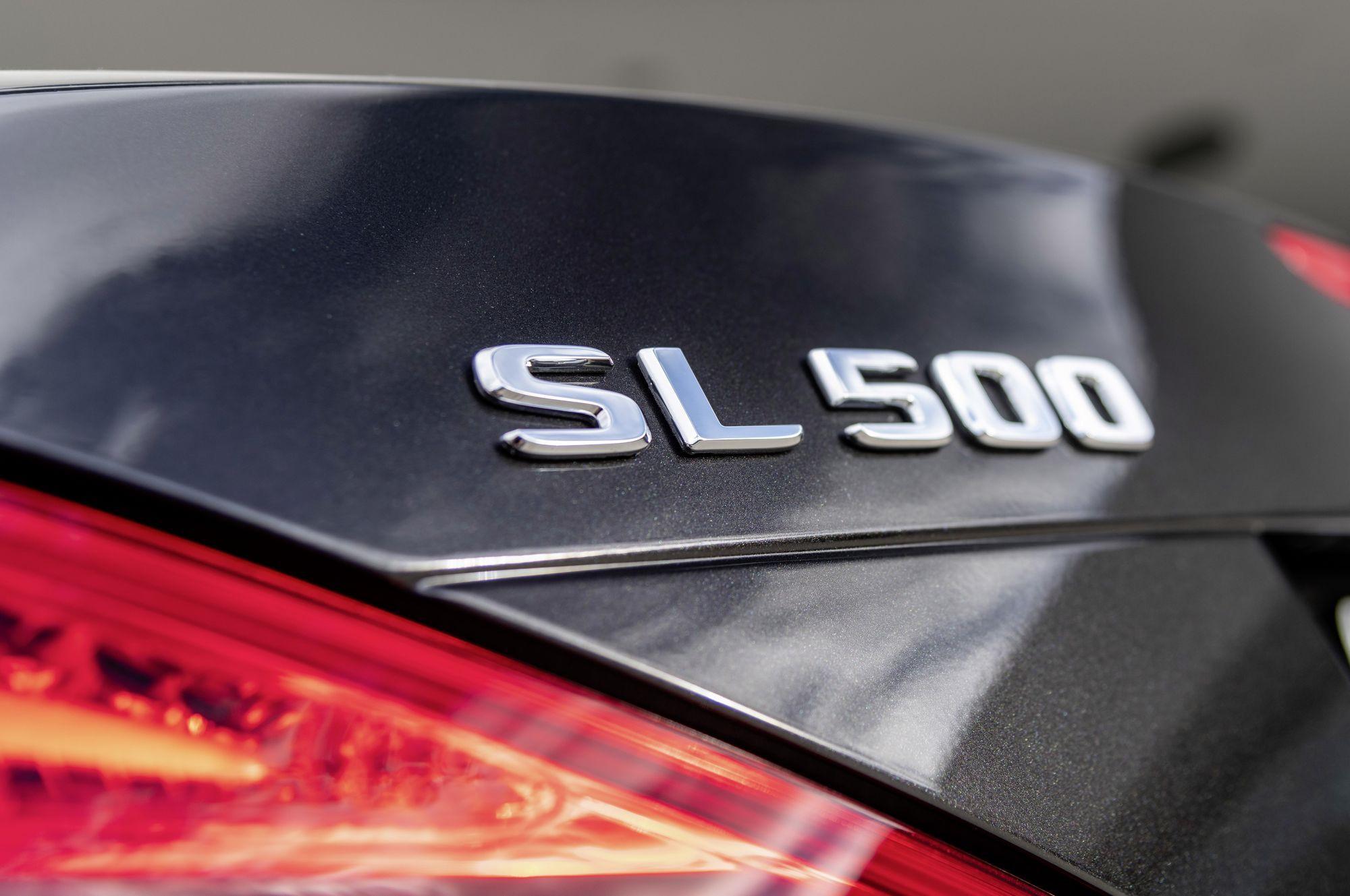 Mui trần hạng sang Mercedes-Benz SL Grand Edition giá từ 130.000 USD Ảnh 8