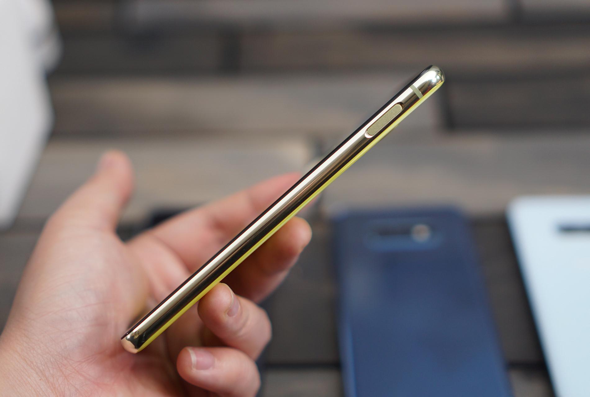 Chi tiết Galaxy S10e - vũ khí bí mật của Samsung? Ảnh 7
