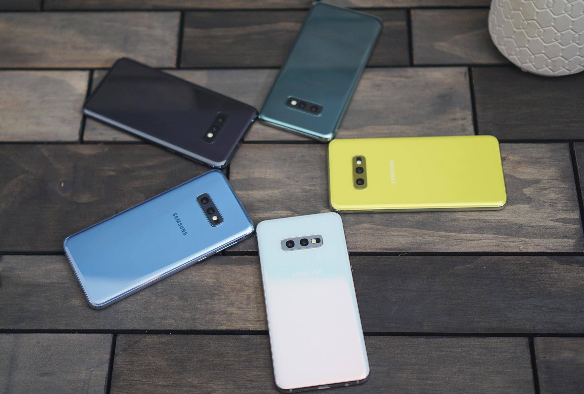 Chi tiết Galaxy S10e - vũ khí bí mật của Samsung? Ảnh 1