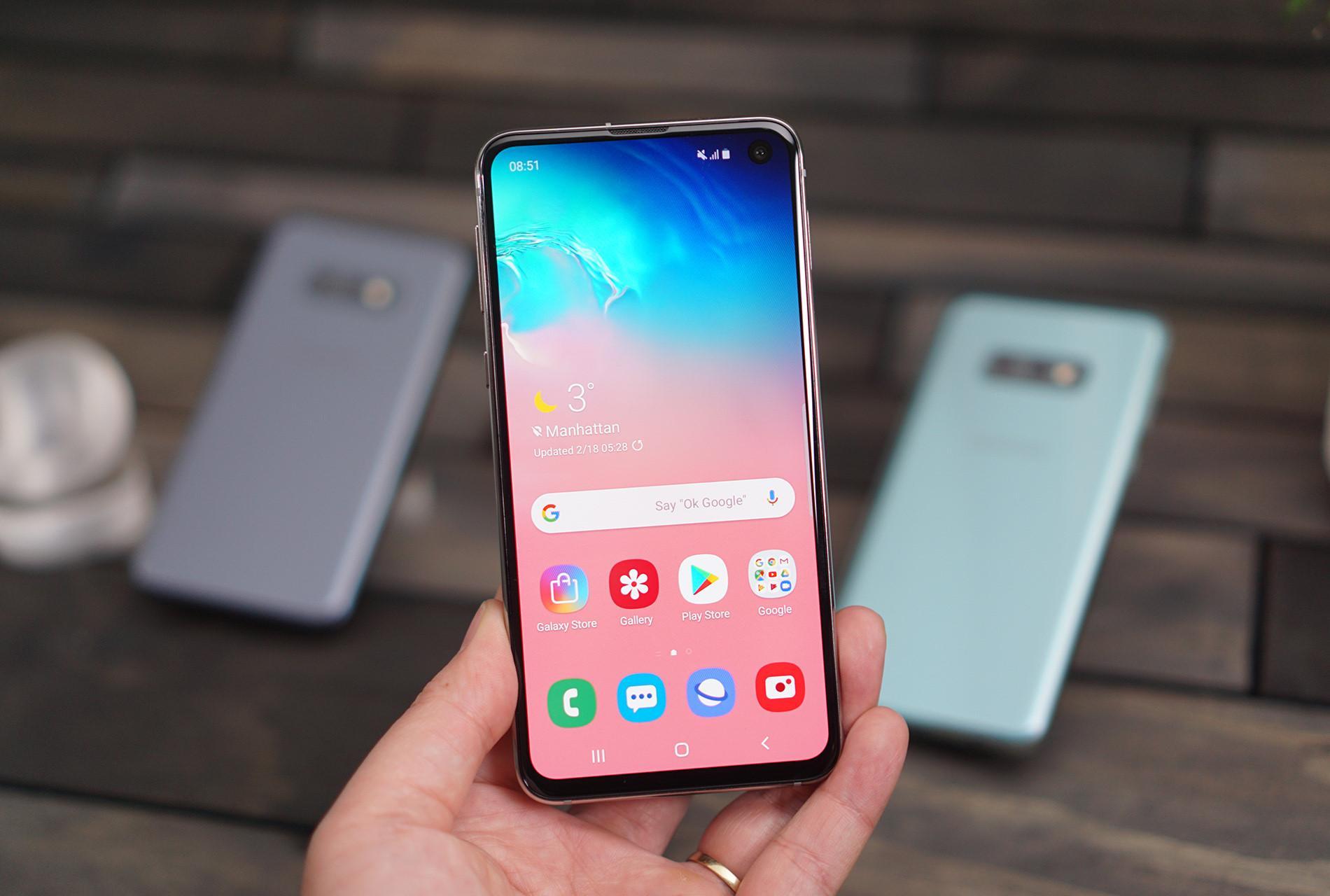 Chi tiết Galaxy S10e - vũ khí bí mật của Samsung? Ảnh 3