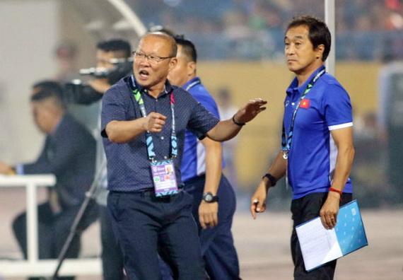 HLV Park Hang Seo tiến cử trợ lý dẫn dắt một đội tuyển Việt Nam! Ảnh 1