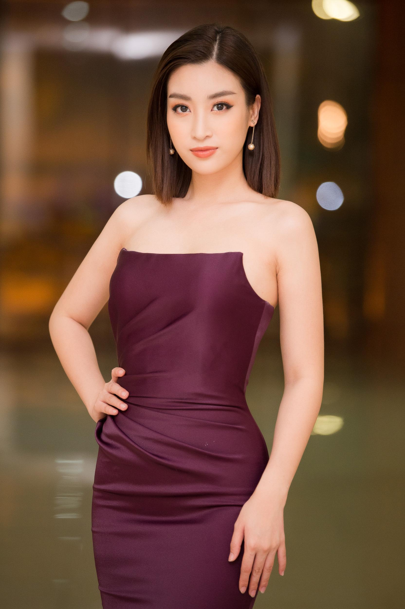 Hoa hậu Đỗ Mỹ Linh mê hoặc mọi ánh nhìn nhờ body như nữ thần và nhan sắc tinh khiết Ảnh 1