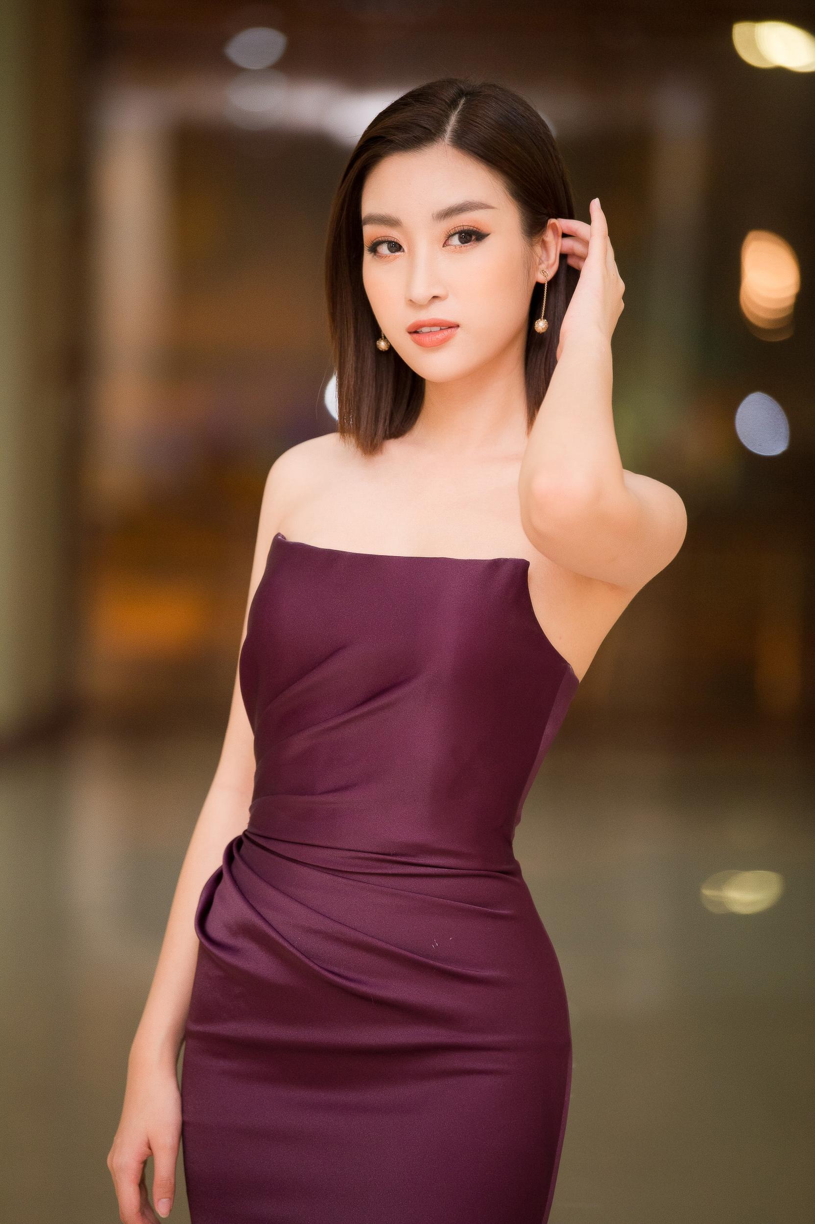 Hoa hậu Đỗ Mỹ Linh mê hoặc mọi ánh nhìn nhờ body như nữ thần và nhan sắc tinh khiết Ảnh 7