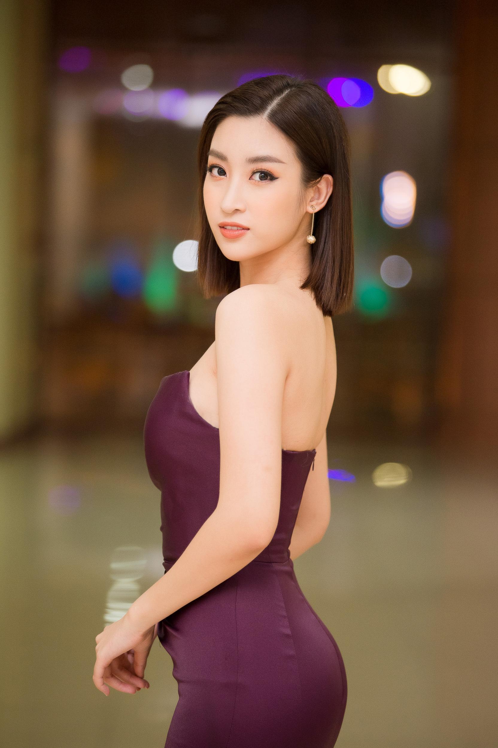 Hoa hậu Đỗ Mỹ Linh mê hoặc mọi ánh nhìn nhờ body như nữ thần và nhan sắc tinh khiết Ảnh 5