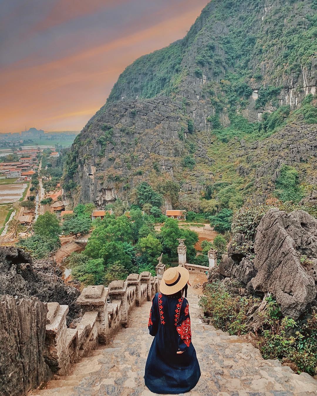 Hang Múa mờ ảo, khác biệt trong ảnh chỉnh sửa của giới trẻ Việt Ảnh 9