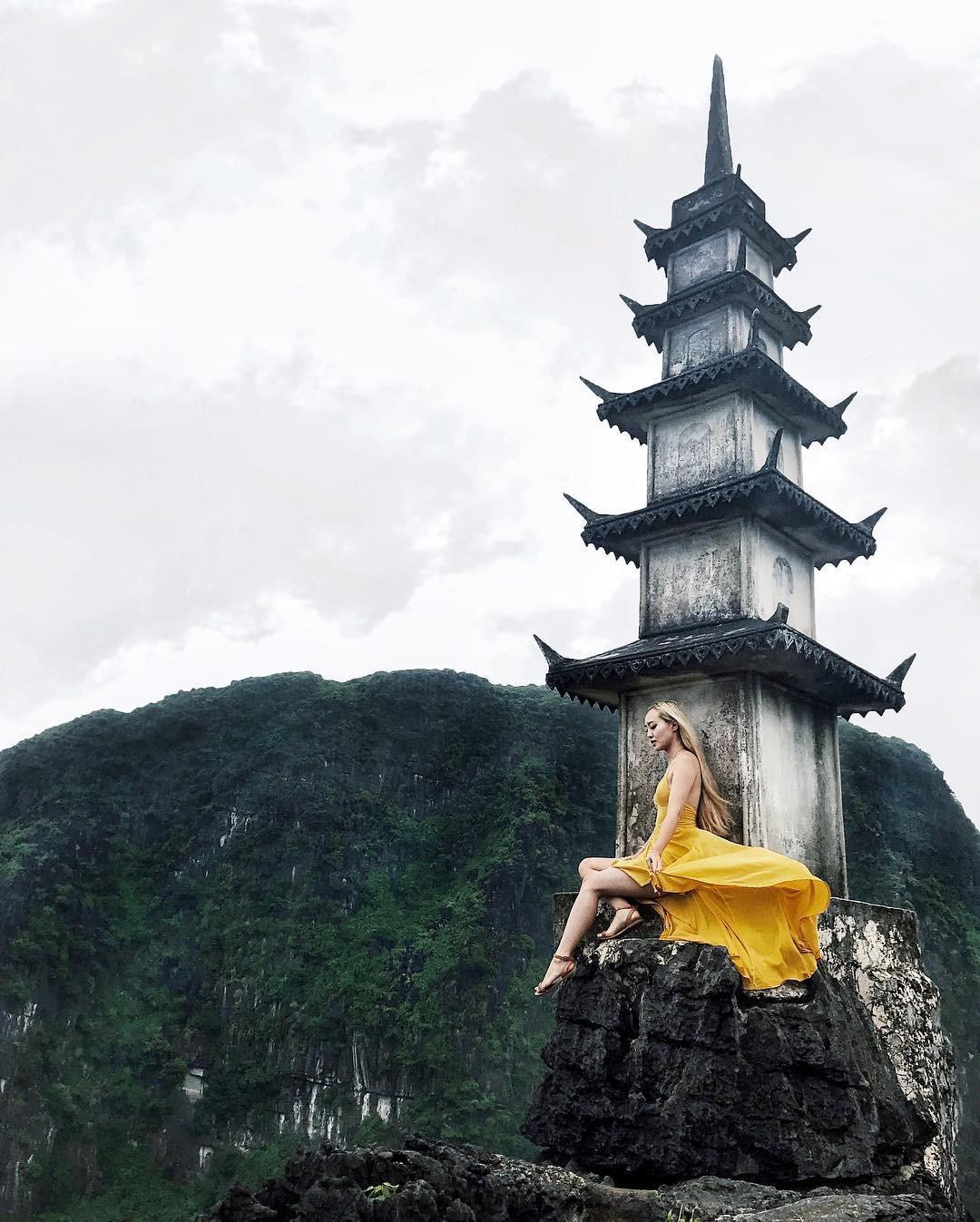 Hang Múa mờ ảo, khác biệt trong ảnh chỉnh sửa của giới trẻ Việt Ảnh 5