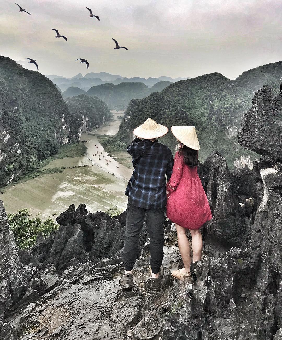 Hang Múa mờ ảo, khác biệt trong ảnh chỉnh sửa của giới trẻ Việt Ảnh 13