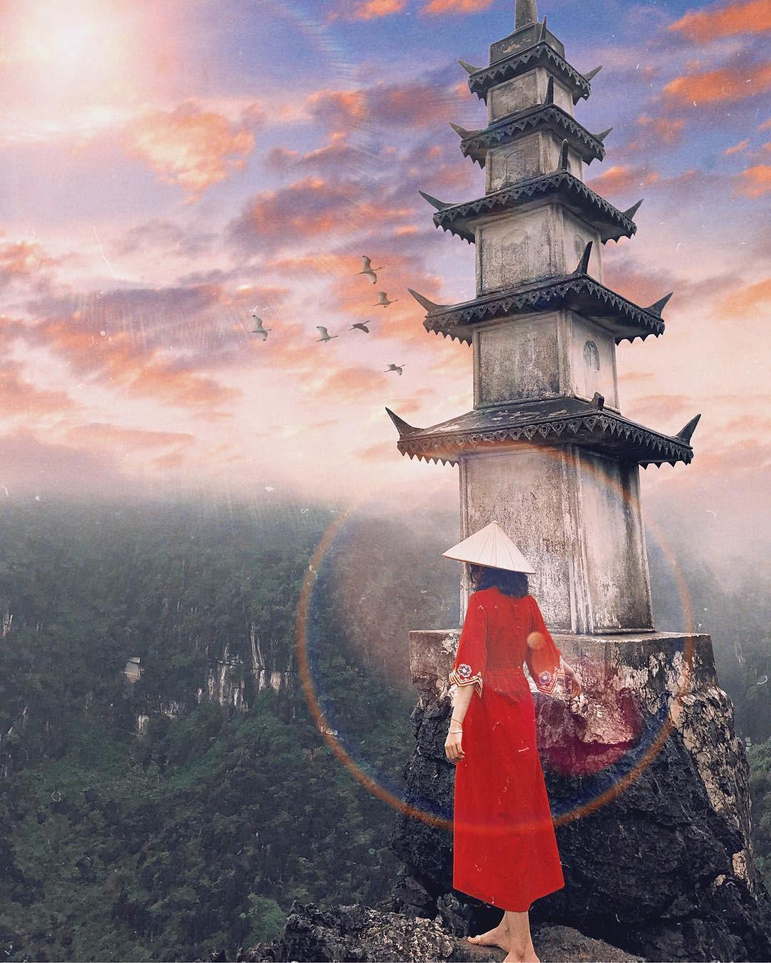 Hang Múa mờ ảo, khác biệt trong ảnh chỉnh sửa của giới trẻ Việt Ảnh 6