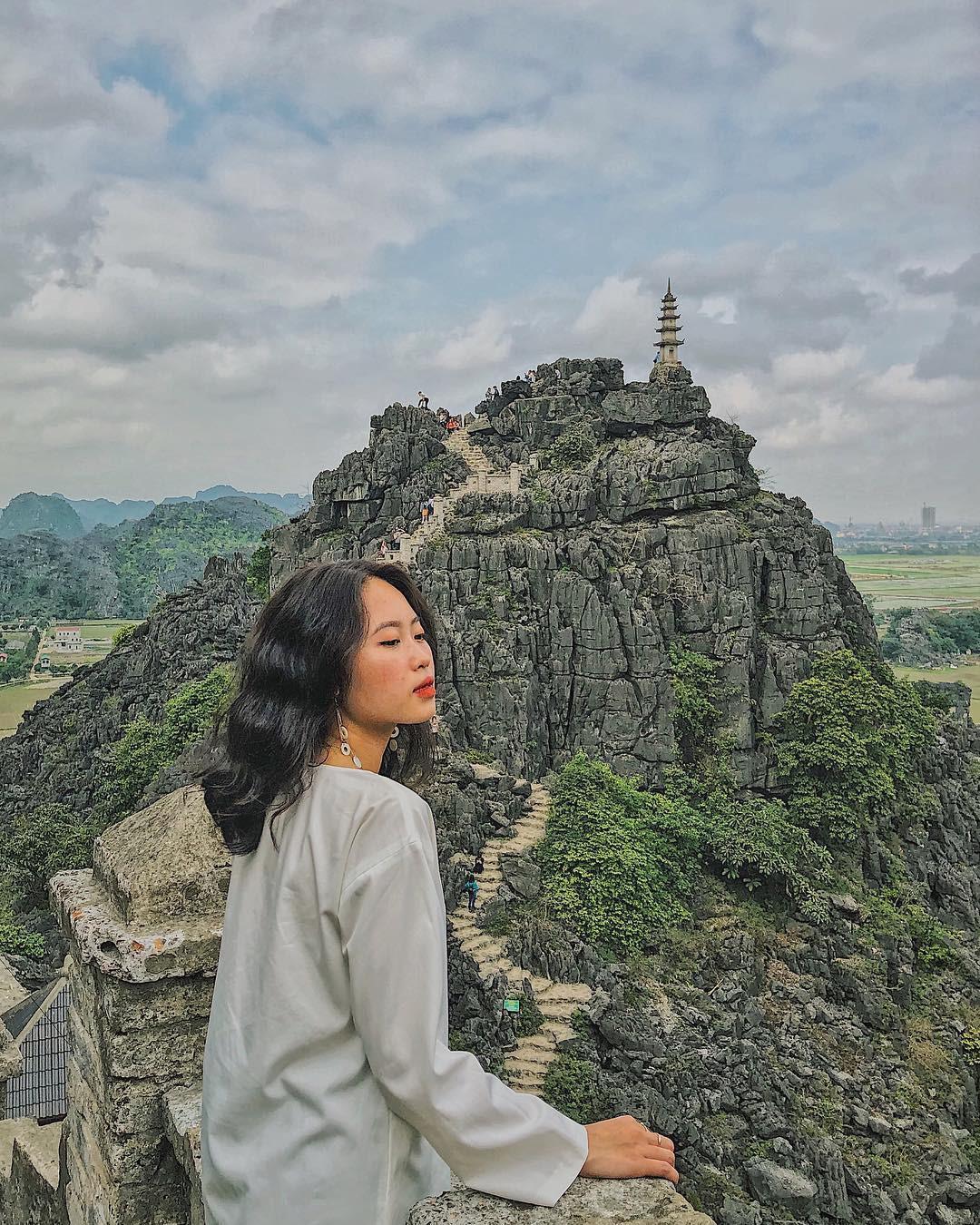 Hang Múa mờ ảo, khác biệt trong ảnh chỉnh sửa của giới trẻ Việt Ảnh 3