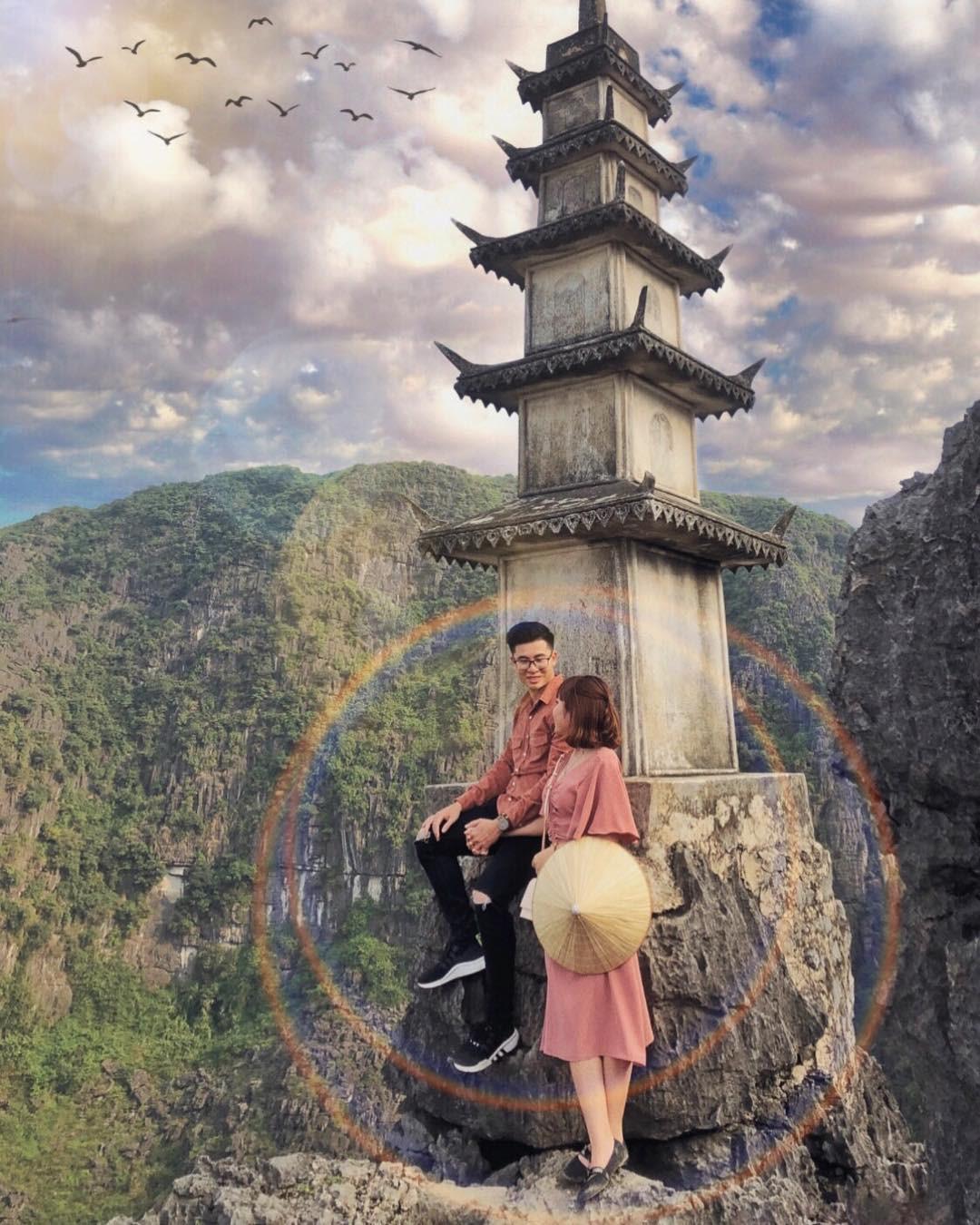 Hang Múa mờ ảo, khác biệt trong ảnh chỉnh sửa của giới trẻ Việt Ảnh 16