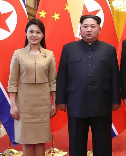 Phu nhân ông Kim Jong Un: Biểu tượng thời trang của phụ nữ Triều Tiên Ảnh 1
