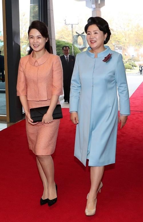 Phu nhân ông Kim Jong Un: Biểu tượng thời trang của phụ nữ Triều Tiên Ảnh 7