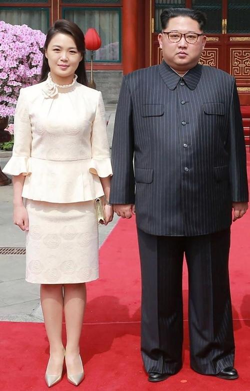 Phu nhân ông Kim Jong Un: Biểu tượng thời trang của phụ nữ Triều Tiên Ảnh 11