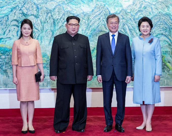 Phu nhân ông Kim Jong Un: Biểu tượng thời trang của phụ nữ Triều Tiên Ảnh 4