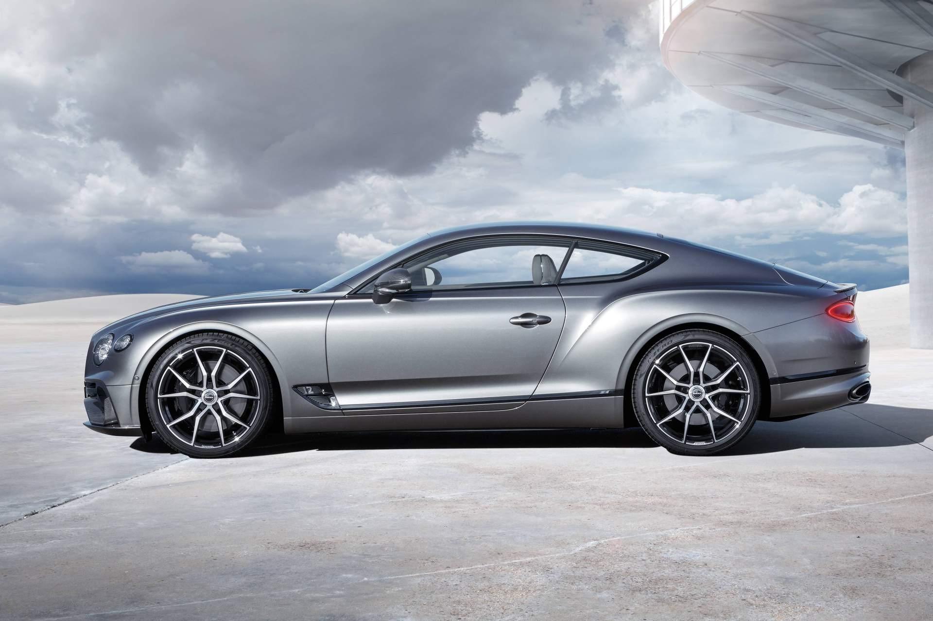 Ngắm Bentley Continental GT sau khi qua tay hãng độ Startech Ảnh 2
