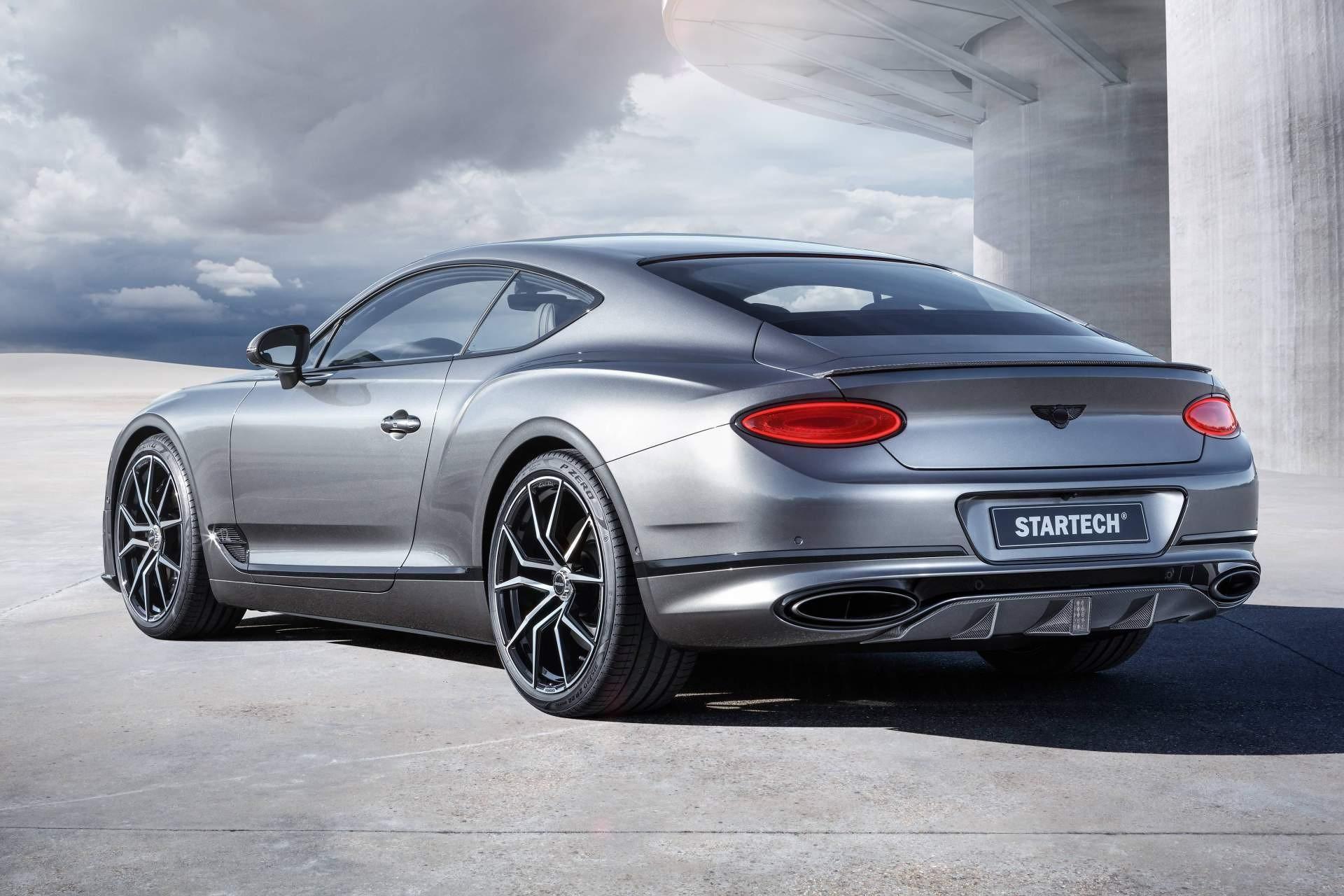 Ngắm Bentley Continental GT sau khi qua tay hãng độ Startech Ảnh 3