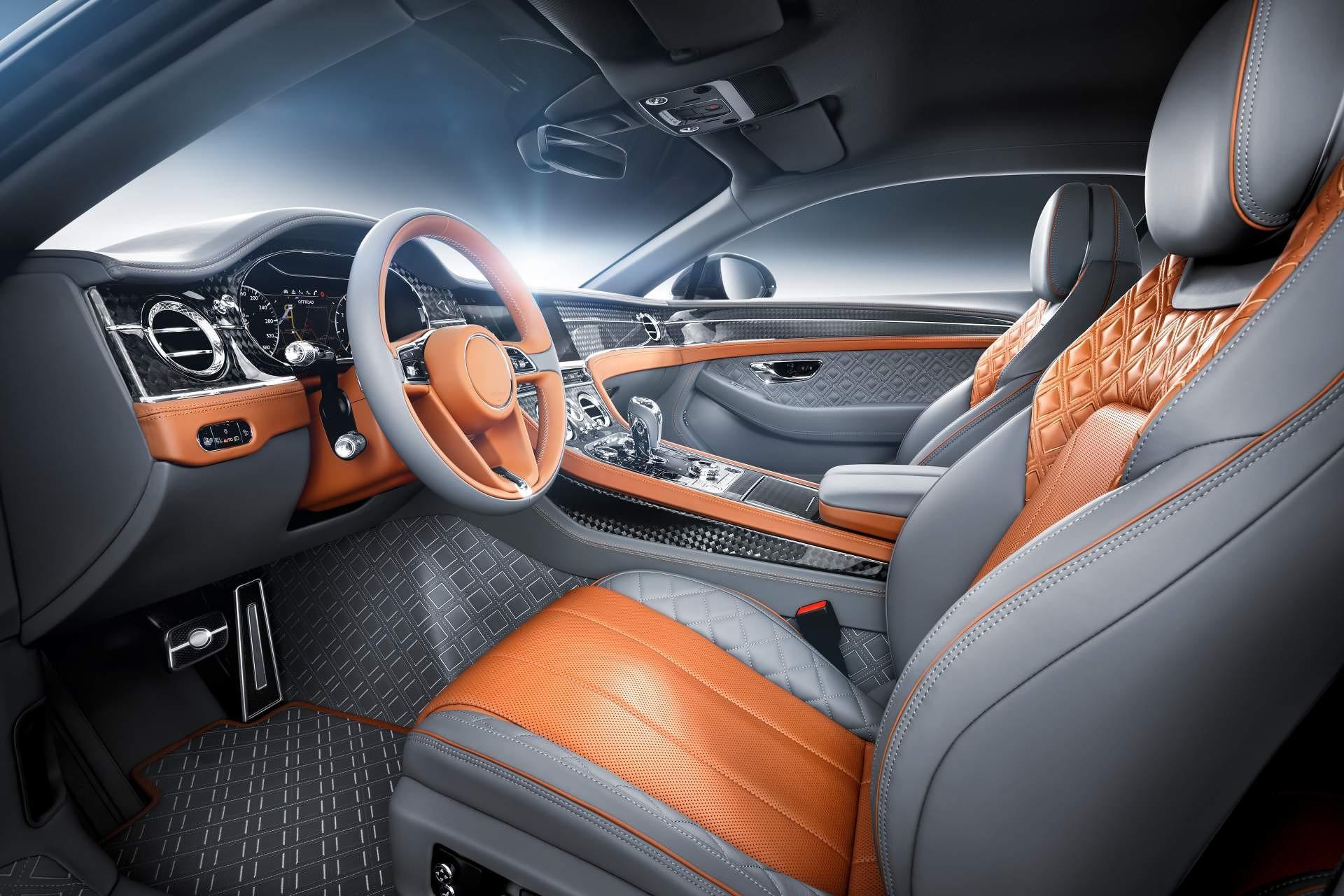 Ngắm Bentley Continental GT sau khi qua tay hãng độ Startech Ảnh 7