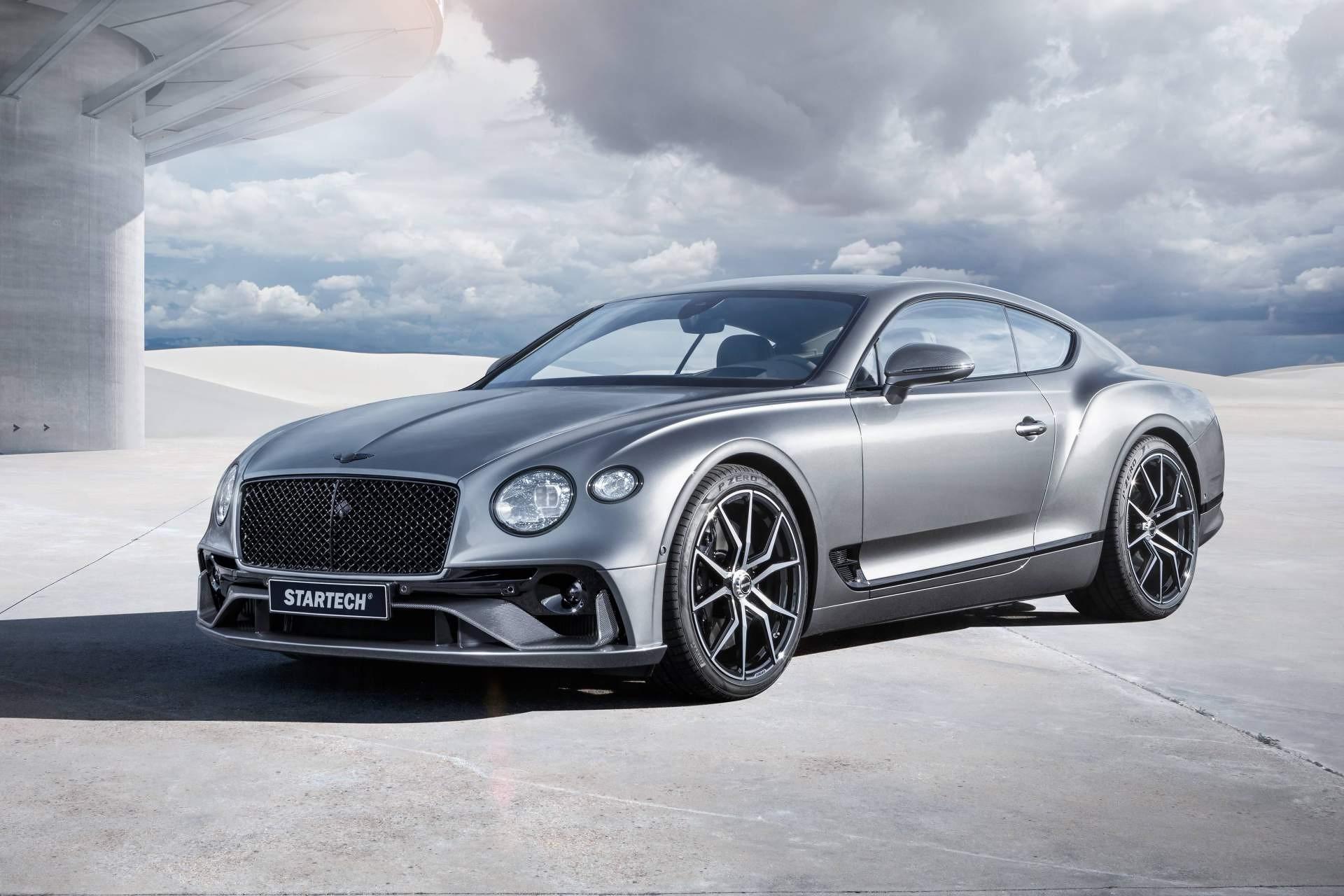 Ngắm Bentley Continental GT sau khi qua tay hãng độ Startech Ảnh 1