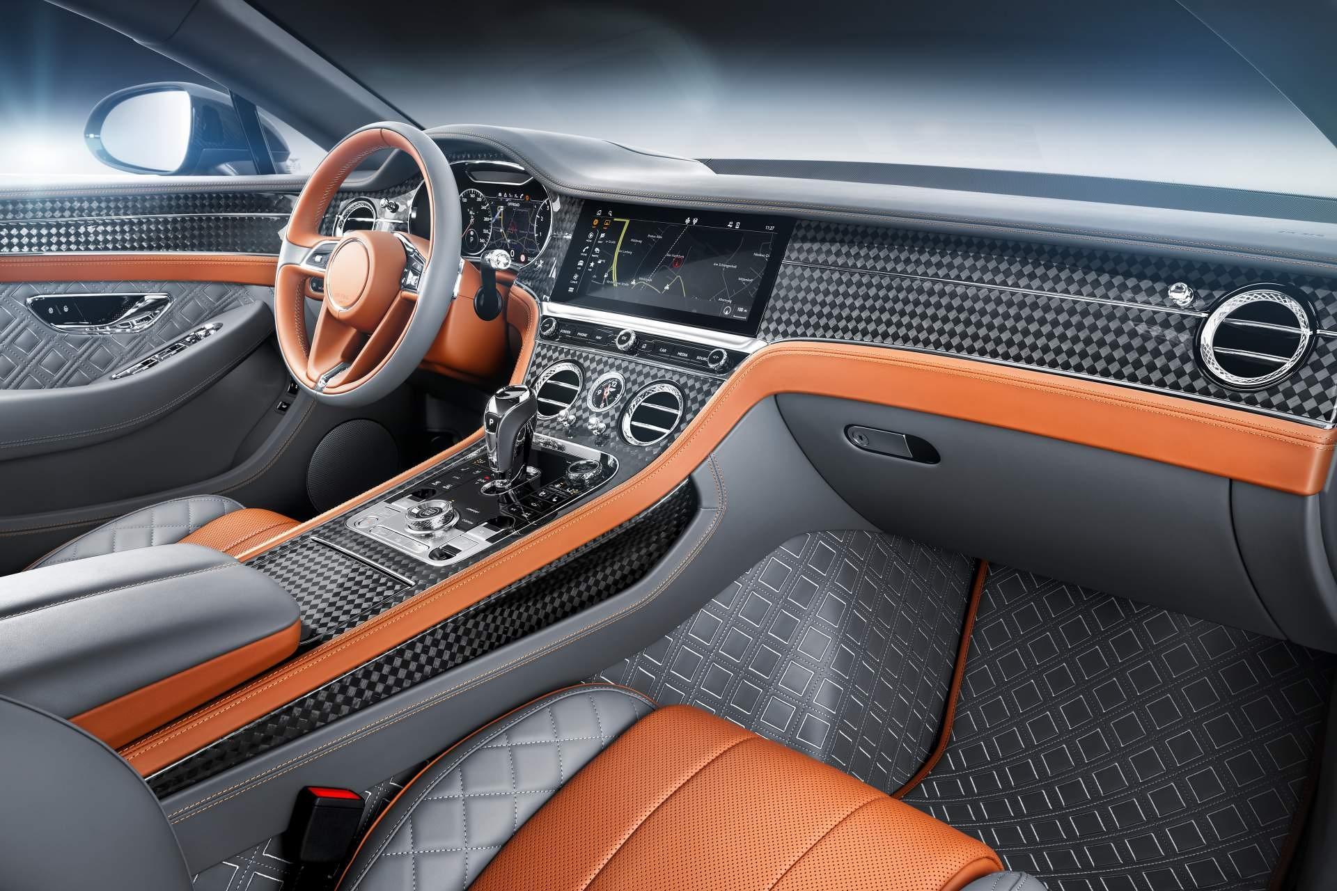Ngắm Bentley Continental GT sau khi qua tay hãng độ Startech Ảnh 6