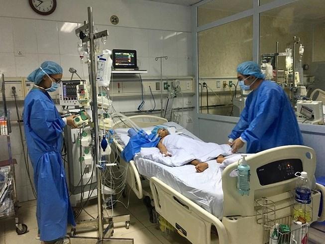 Việt Nam vừa lập kỳ tích mới về ghép tạng Ảnh 1
