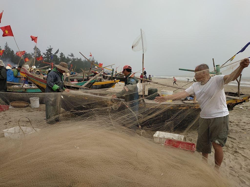 Chuyện cựu binh xứ Nghệ giành tiền trồng phi lao cứu người Ảnh 3
