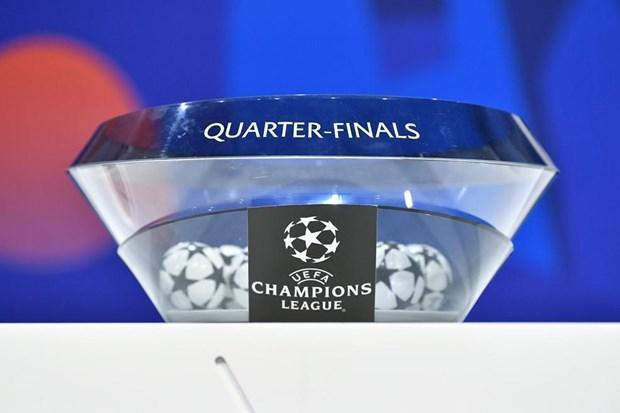 Trực tiếp bốc thăm tứ kết Champions League: Chờ 'nội chiến Anh' Ảnh 2
