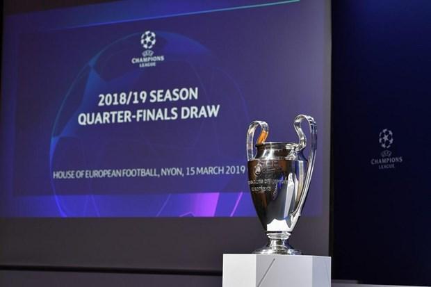 Trực tiếp bốc thăm tứ kết Champions League: Chờ 'nội chiến Anh' Ảnh 5