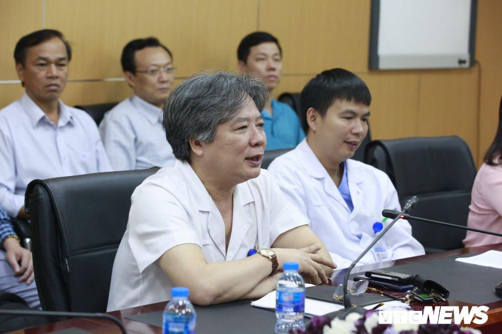 Lần đầu tiên tại Việt Nam: Chia một lá gan từ người cho chết não, cứu cùng lúc hai người Ảnh 3