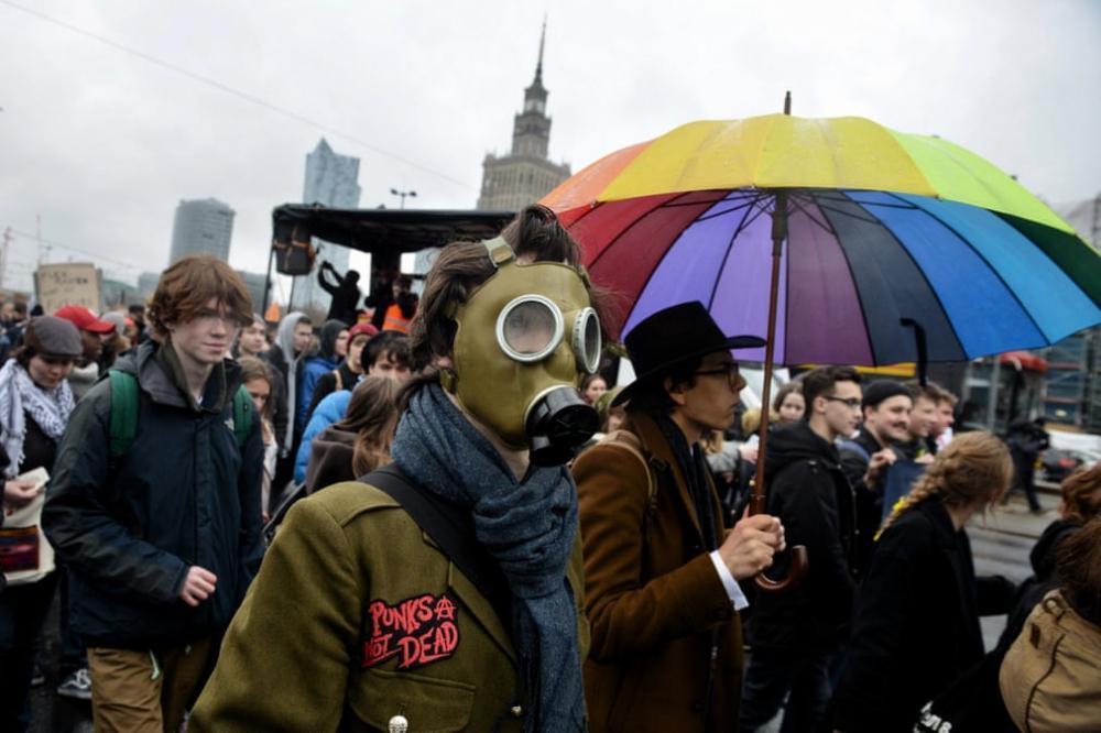 Học sinh, sinh viên trên toàn thế giới biểu tình: 'Hãy cứu lấy tương lai của Trái đất' Ảnh 4